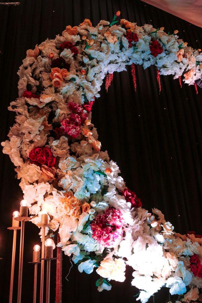 Premium Intimate Wedding at Bidakara by Bright Wedding Jakarta - 009