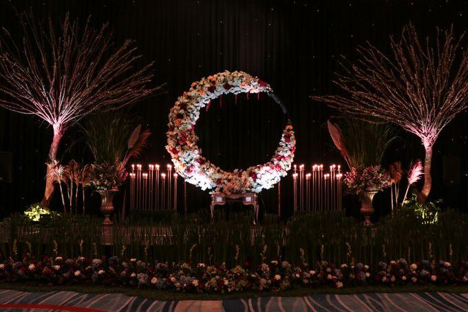 Premium Intimate Wedding at Bidakara by Bright Wedding Jakarta - 010