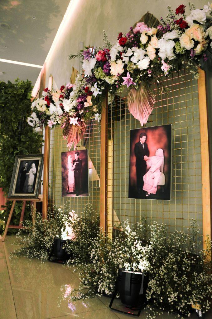 Premium Intimate Wedding at Bidakara by Bright Wedding Jakarta - 008