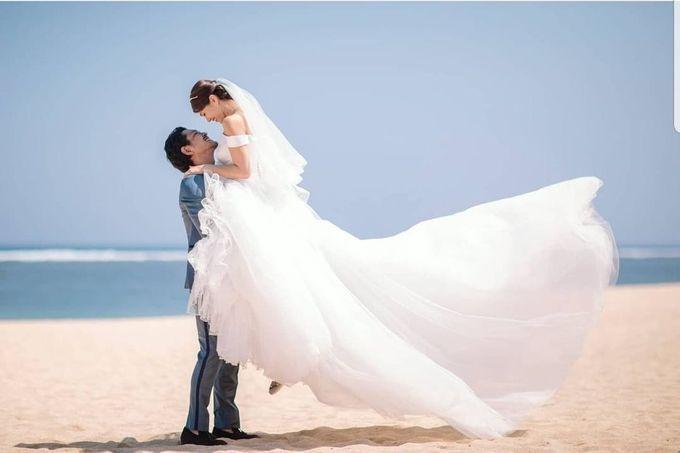The Wedding of Katsuya & Matsuki by Bali Wedding Atelier - 006