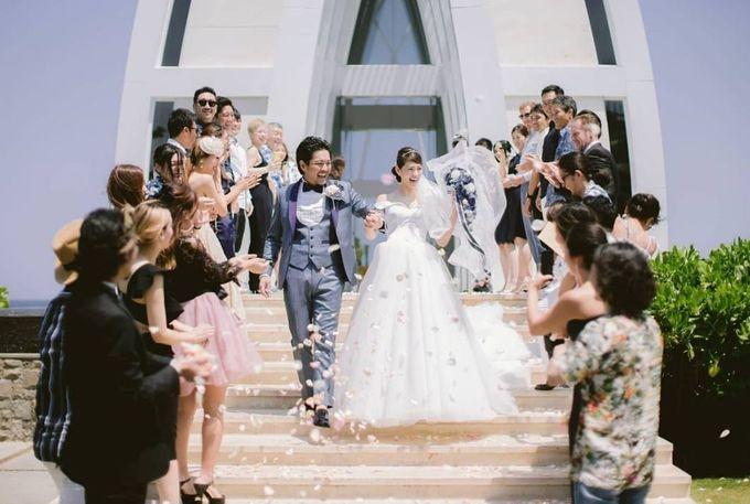 The Wedding of Katsuya & Matsuki by Bali Wedding Atelier - 005