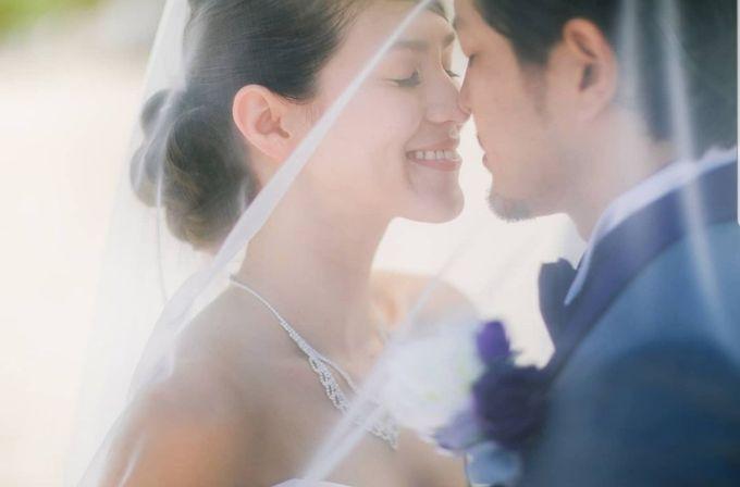 The Wedding of Katsuya & Matsuki by Bali Wedding Atelier - 007