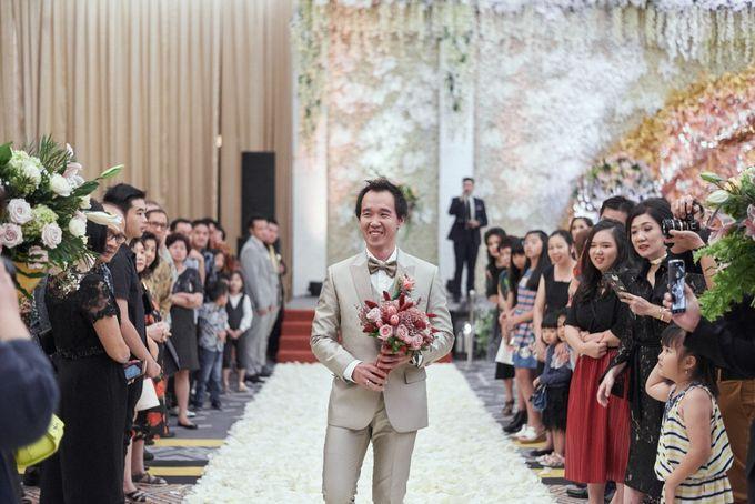 The Wedding of Michelly & Raymond by  Menara Mandiri by IKK Wedding (ex. Plaza Bapindo) - 006