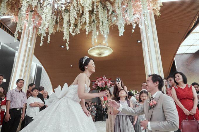 The Wedding of Michelly & Raymond by  Menara Mandiri by IKK Wedding (ex. Plaza Bapindo) - 001