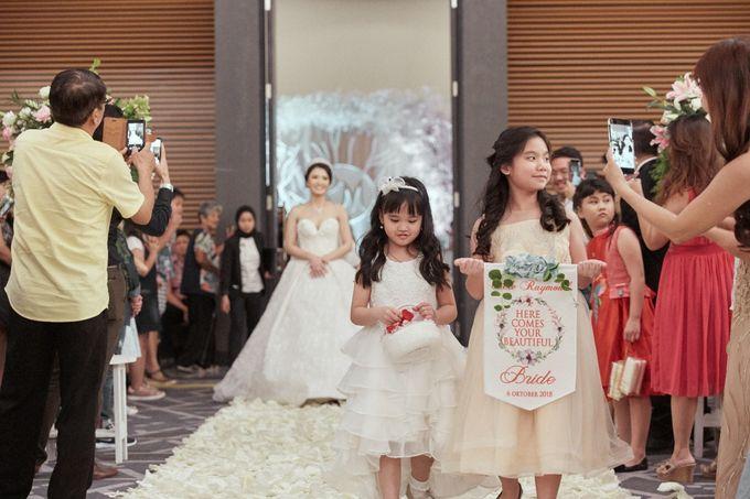 The Wedding of Michelly & Raymond by  Menara Mandiri by IKK Wedding (ex. Plaza Bapindo) - 005