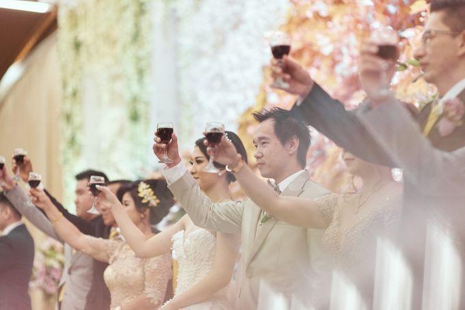 The Wedding of Michelly & Raymond by  Menara Mandiri by IKK Wedding (ex. Plaza Bapindo) - 002