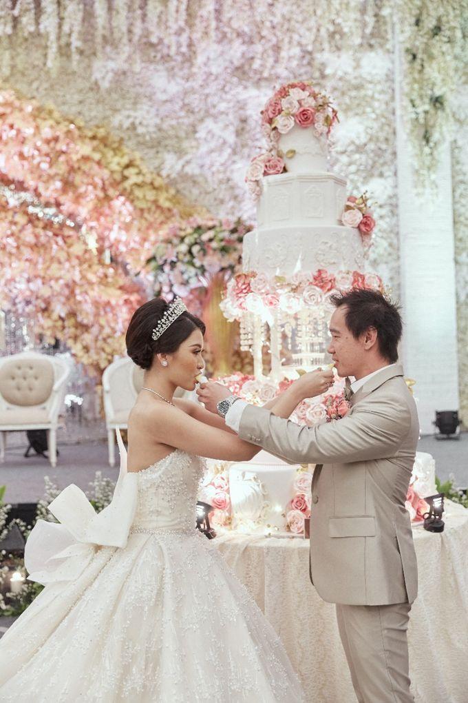 The Wedding of Michelly & Raymond by  Menara Mandiri by IKK Wedding (ex. Plaza Bapindo) - 008