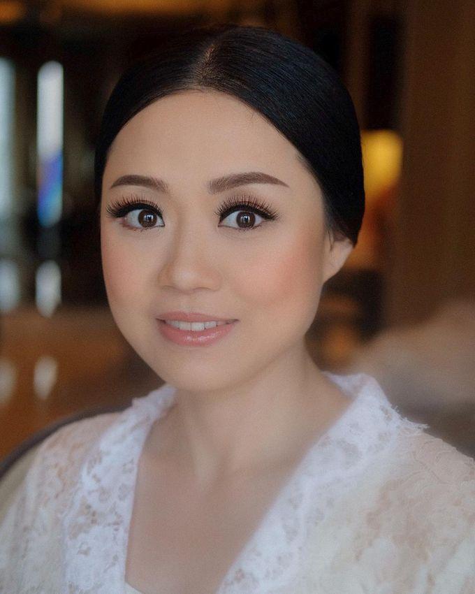 The Wedding by Brigita Indriani by VA Make Up Artist - 038