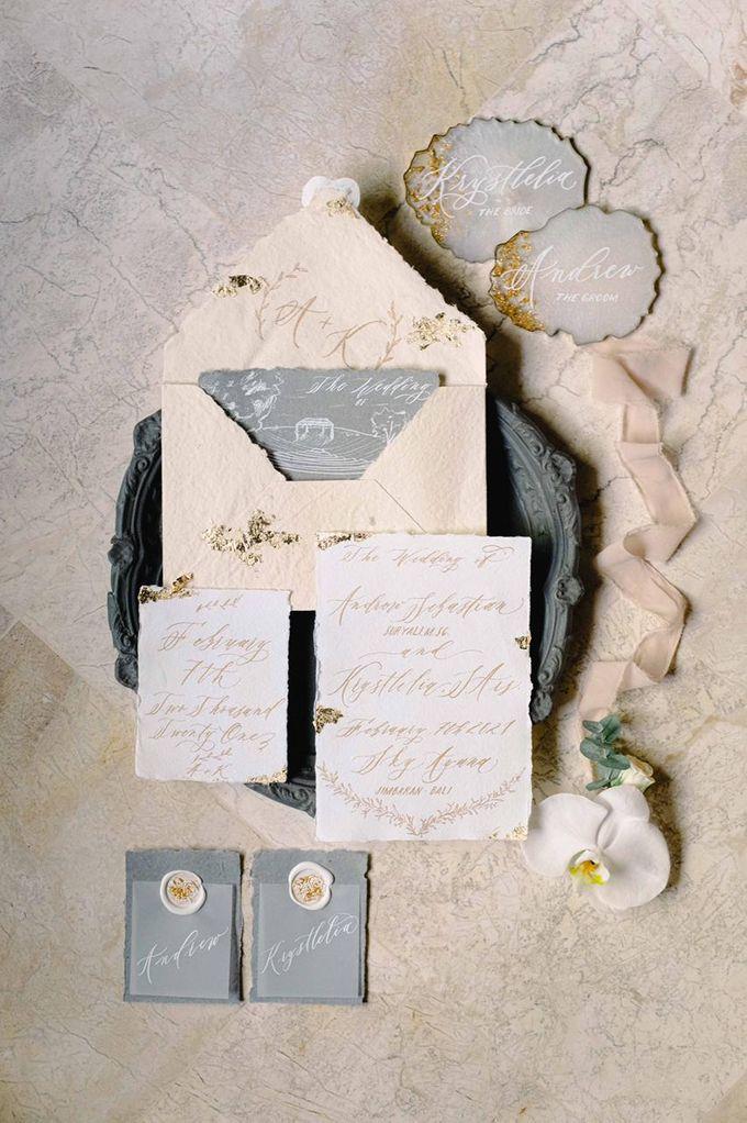 Andrew & Krystlelia by Cloris Decoration & Planner - 002