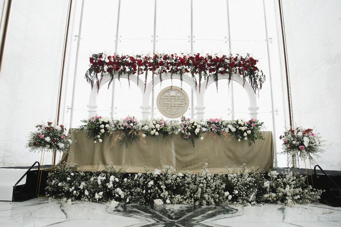 In The Morning we Fancy Wedding by 23 Decoration - 001