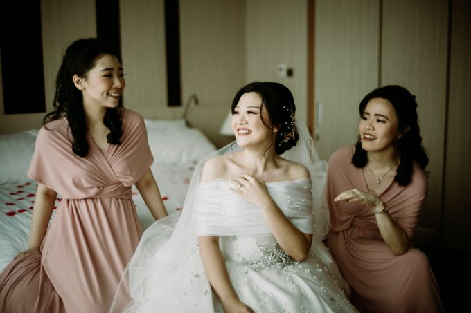 Wedding Preparation of Bima & Irene by Skenoo Hall Emporium Pluit by IKK Wedding - 008