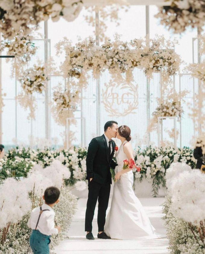 Robert & Cindy Wedding Decoration by Valentine Wedding Decoration - 001