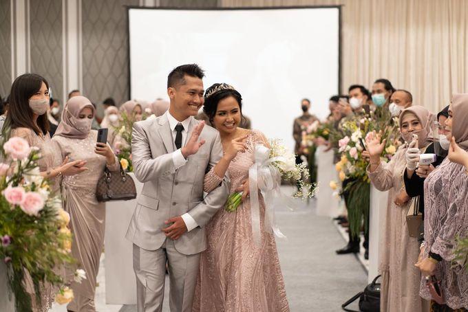 The Wedding of Faizal & Dita by Kejora Gift & Souvenir - 003