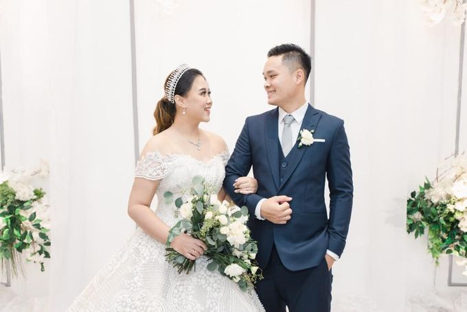 CHRISTOPHER & EVELYN WEDDING DAY by IORI PHOTOWORKS - 021