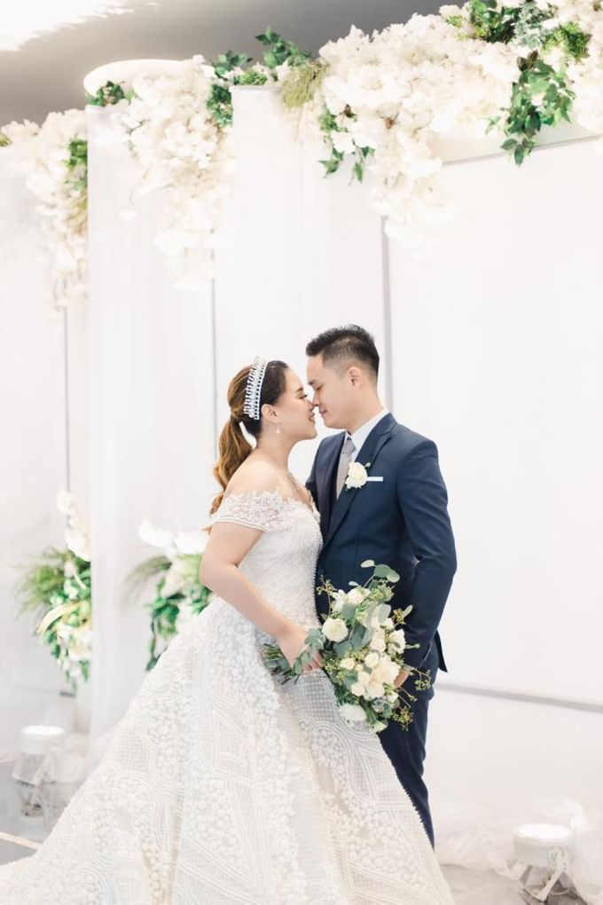 CHRISTOPHER & EVELYN WEDDING DAY by IORI PHOTOWORKS - 019