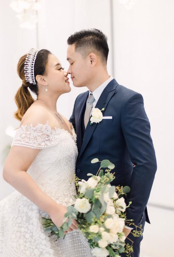 CHRISTOPHER & EVELYN WEDDING DAY by IORI PHOTOWORKS - 020