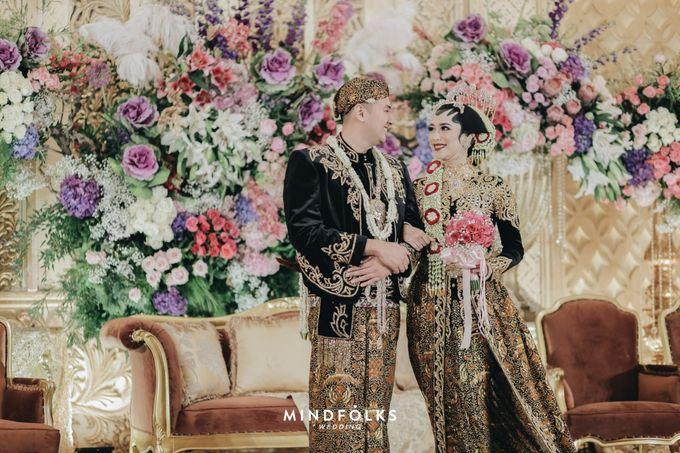 The Wedding of Amirra & Trian by  Menara Mandiri by IKK Wedding (ex. Plaza Bapindo) - 002