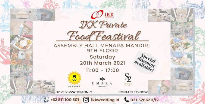 IKK Private Food Feastival! by S2 Banquet - 001