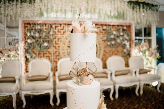 The Wedding of Kevin and Febri by Équateur Patisserie - 003