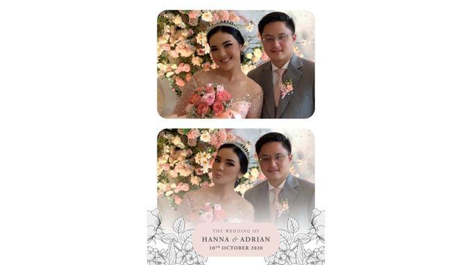 Wedding of Hanna & Andrian by THE TRIBRATA Darmawangsa Jakarta - 001