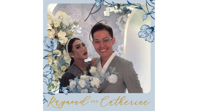 Wedding Raymond and Catherine by The HoloGrail - 001