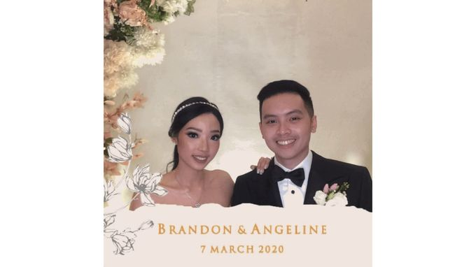 Wedding of Brandon & Angeline by The HoloGrail - 001
