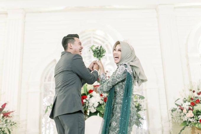 The Wedding of  Ruli & Ricky by Bojana Sari Catering - 002