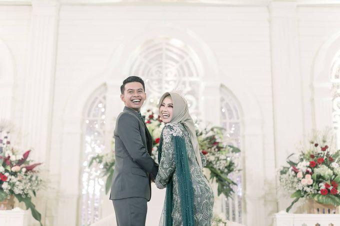 The Wedding of  Ruli & Ricky by Bojana Sari Catering - 003