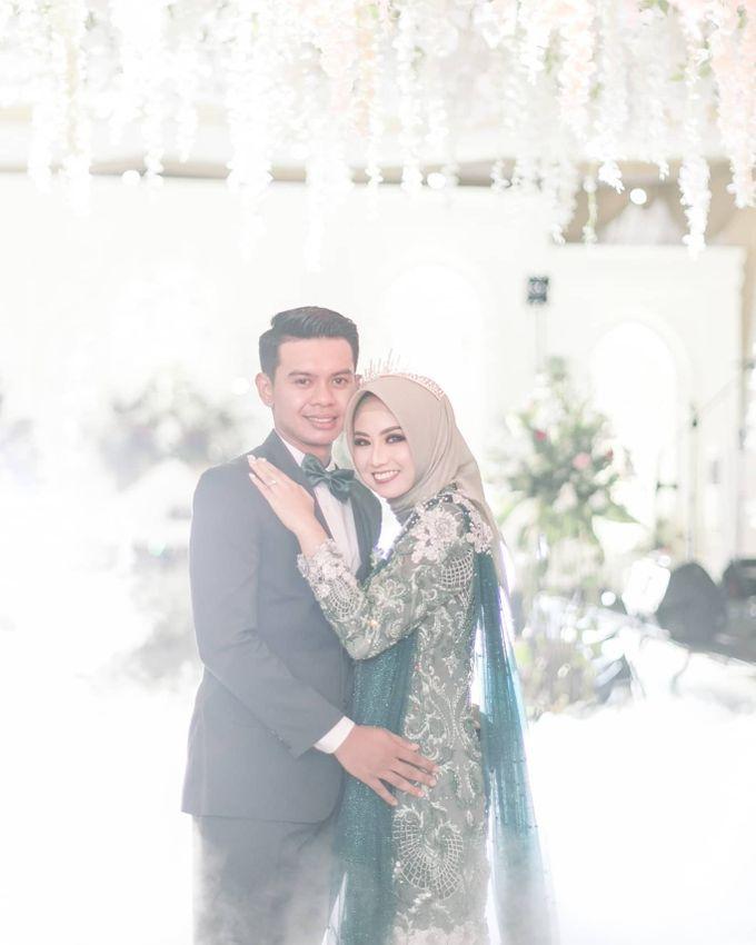 The Wedding of  Ruli & Ricky by Bojana Sari Catering - 001