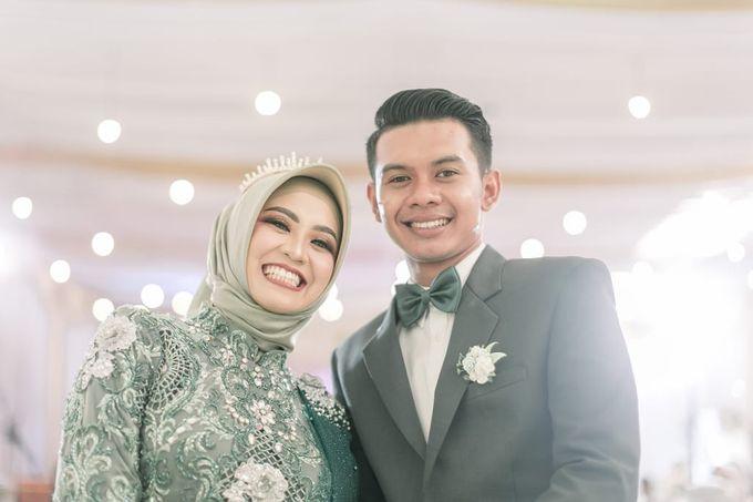The Wedding of  Ruli & Ricky by Bojana Sari Catering - 004
