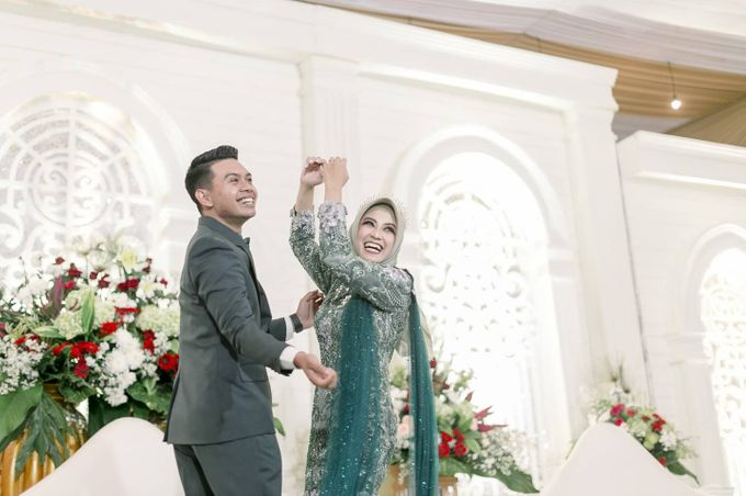 The Wedding of  Ruli & Ricky by Bojana Sari Catering - 005