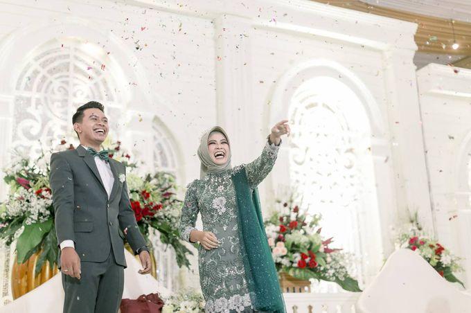 The Wedding of  Ruli & Ricky by Bojana Sari Catering - 006