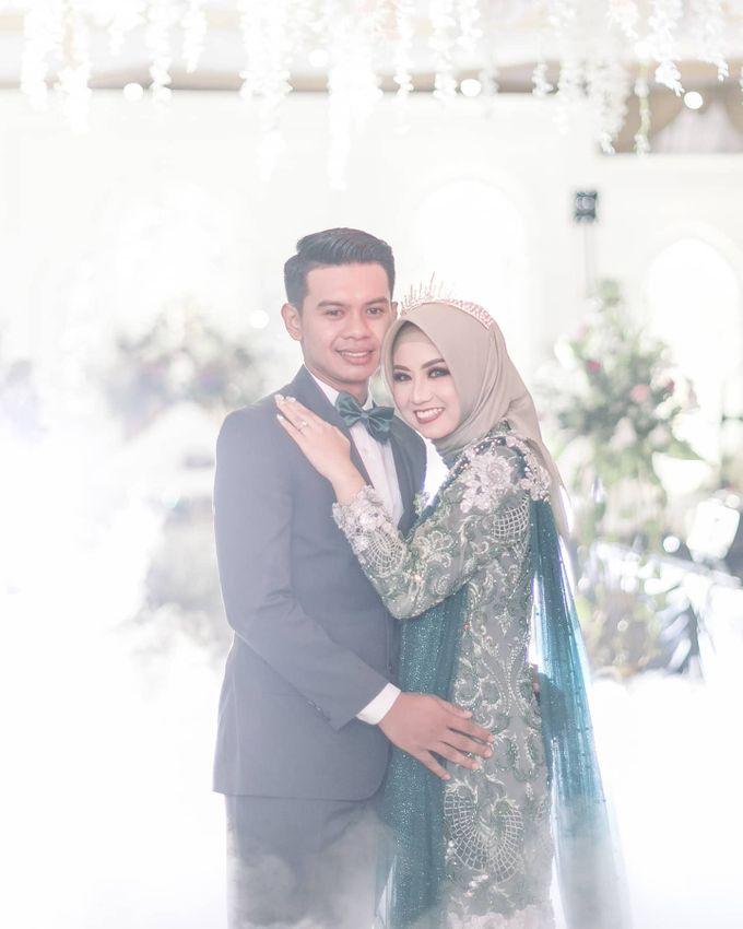 The Wedding of  Ruli & Ricky by Bojana Sari Catering - 008