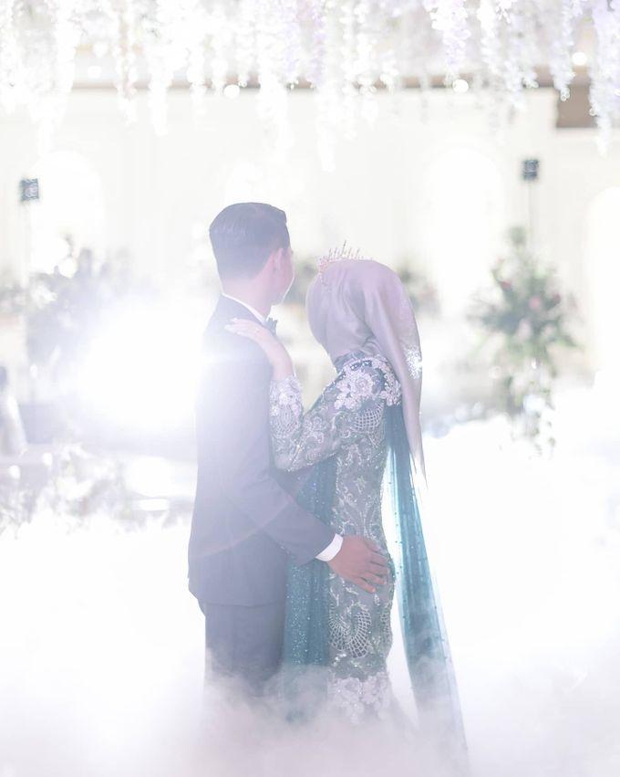 The Wedding of  Ruli & Ricky by Bojana Sari Catering - 009