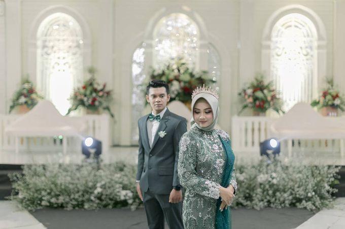 The Wedding of  Ruli & Ricky by Bojana Sari Catering - 010