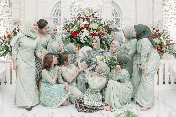 The Wedding of  Ruli & Ricky by Bojana Sari Catering - 011