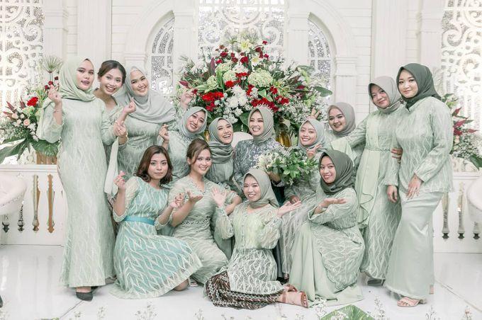 The Wedding of  Ruli & Ricky by Bojana Sari Catering - 012