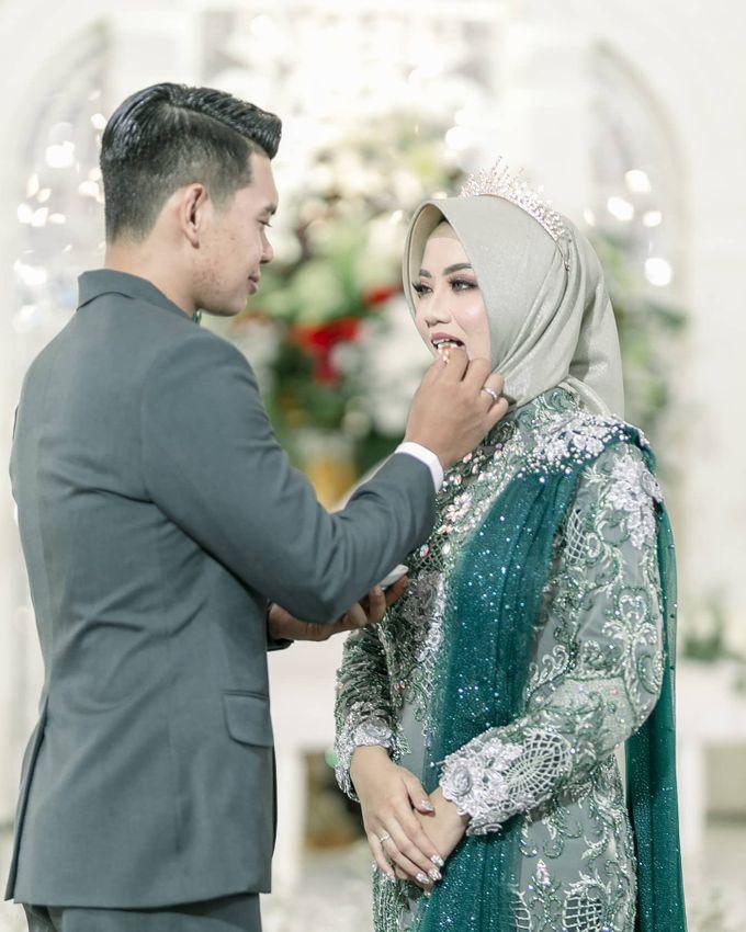 The Wedding of  Ruli & Ricky by Bojana Sari Catering - 013