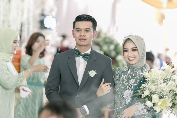 The Wedding of  Ruli & Ricky by Bojana Sari Catering - 014