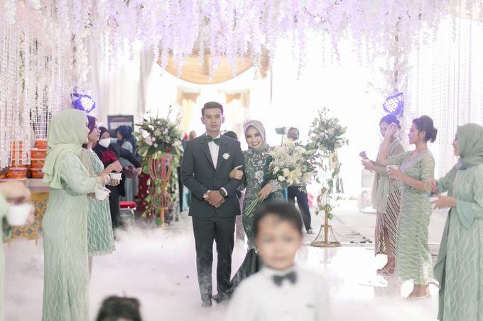 The Wedding of  Ruli & Ricky by Bojana Sari Catering - 016