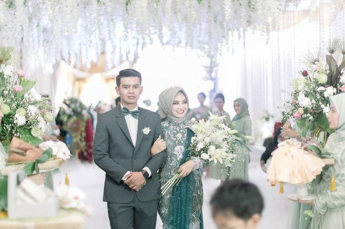The Wedding of  Ruli & Ricky by Bojana Sari Catering - 017