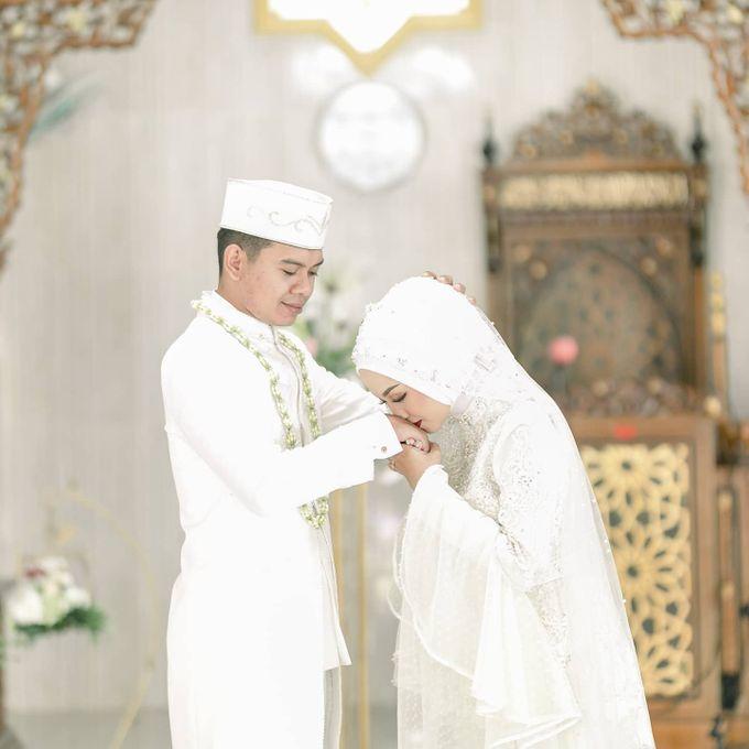 The Wedding of  Ruli & Ricky by Bojana Sari Catering - 018