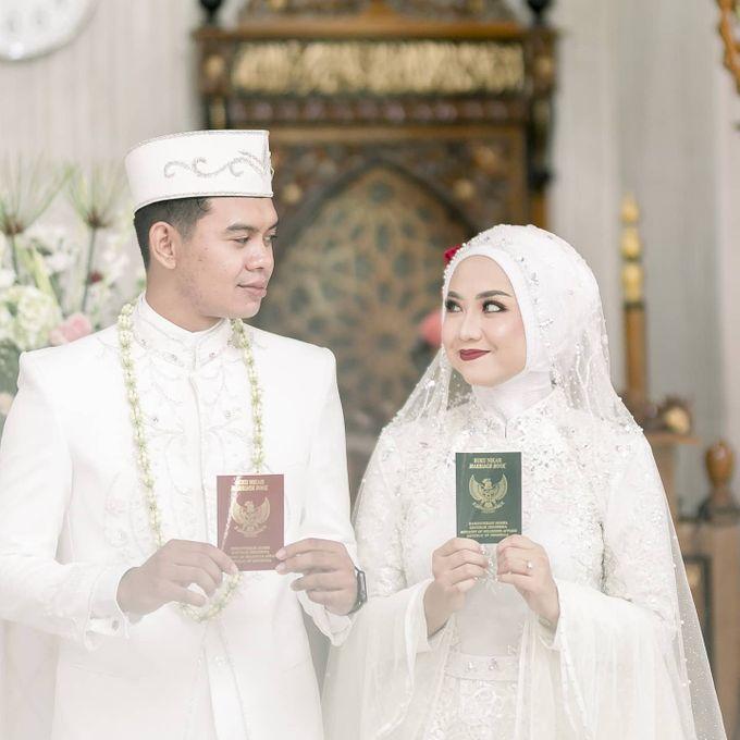 The Wedding of  Ruli & Ricky by Bojana Sari Catering - 019