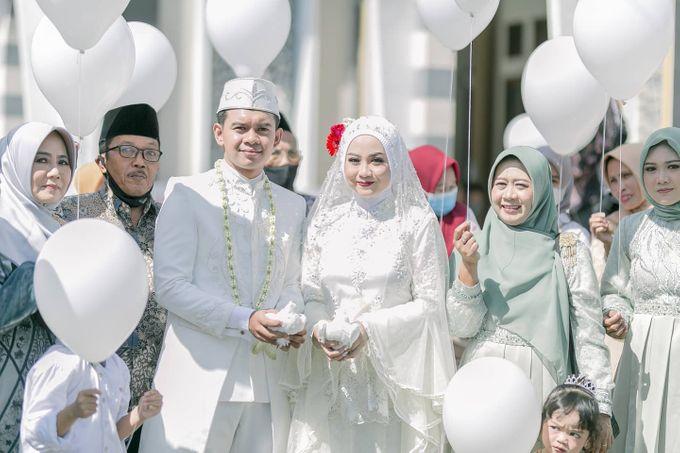 The Wedding of  Ruli & Ricky by Bojana Sari Catering - 021