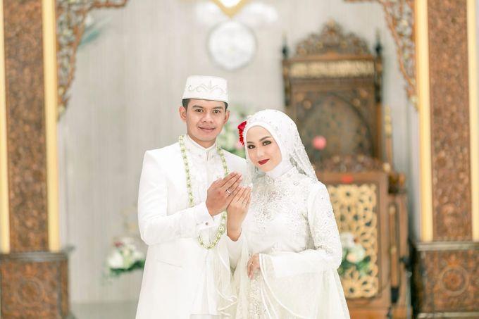 The Wedding of  Ruli & Ricky by Bojana Sari Catering - 022