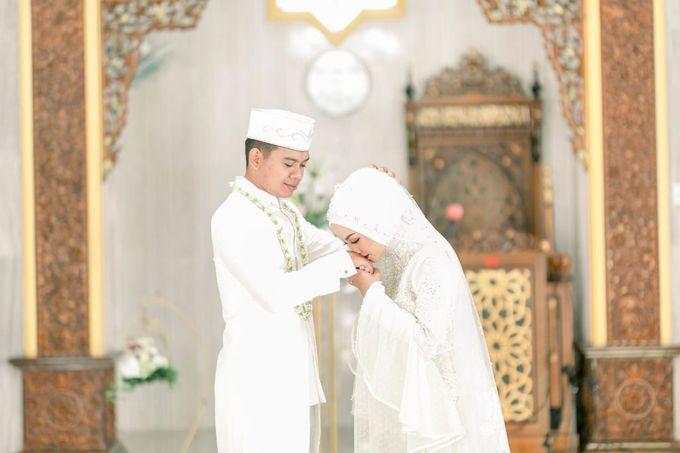 The Wedding of  Ruli & Ricky by Bojana Sari Catering - 023
