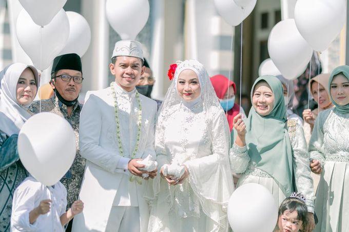 The Wedding of  Ruli & Ricky by Bojana Sari Catering - 024