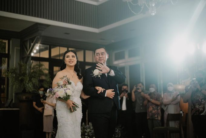 Wedding Organizer for Suria and Audrey by Double Happiness Wedding Organizer - 010