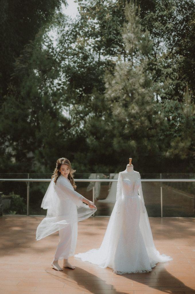 Billy & Tiffany Wedding at Sierra by PRIDE Organizer - 019