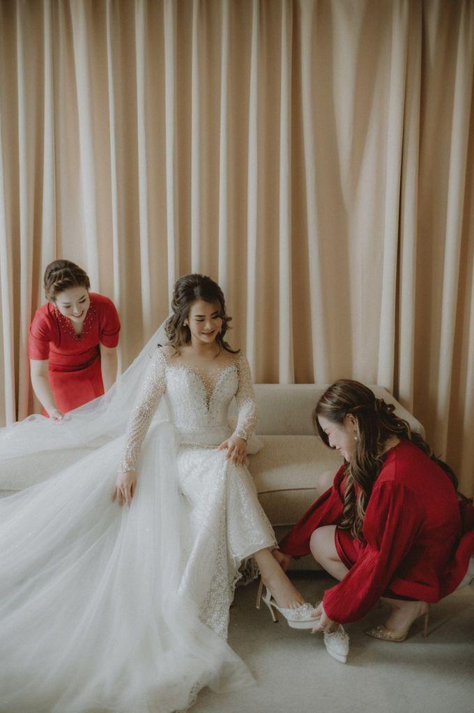 Billy & Tiffany Wedding at Sierra by PRIDE Organizer - 020